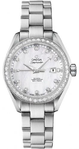 OMEGA Seamaster Aqua Terra Ladies Watch 231.15.34.20.55.001